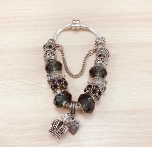 Pandoral Bracelet with all Charms